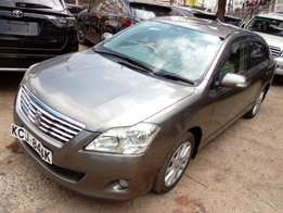 Toyota Premio Locally Used 2009 For Sale Asking Price 1,500,000/=