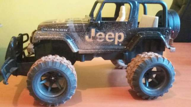 jeep toy Runda - image 3