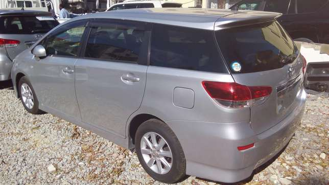Toyota Wish KCJ registration Hire purchase Price 2010Model Mombasa Island - image 2