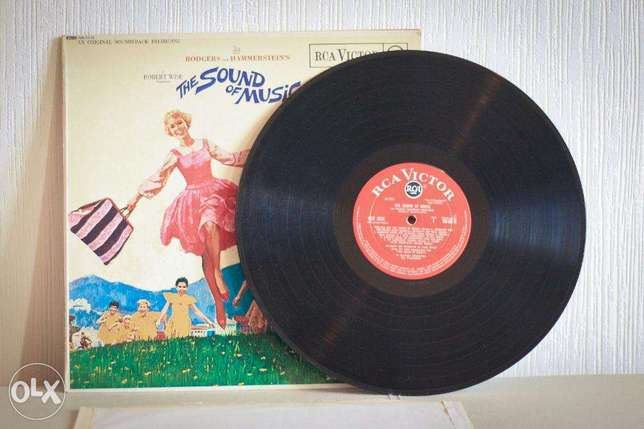 sound of music vinyl lp