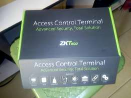 Biometric access control and time attendance terminal