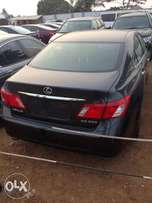 Extremely Clean Foreign Used Lexus Es350 07
