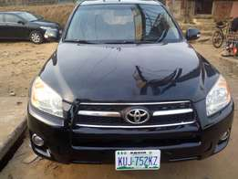 Super Clean Nigerian used Toyota Rav4 V6 2009 Model