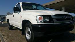 Toyota Hilux 2004 model for sale
