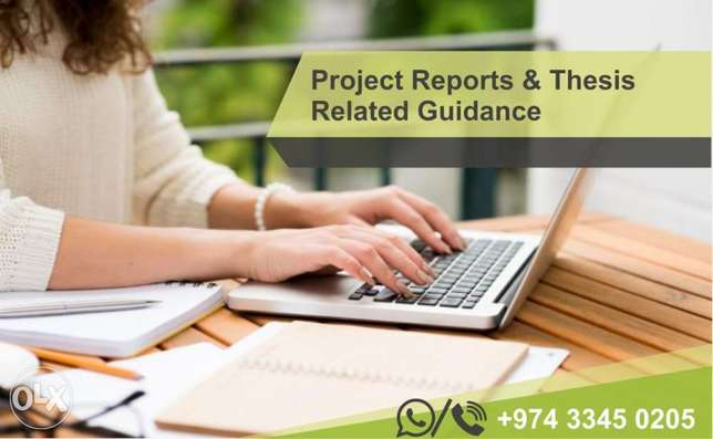 Assignment/Thesis Related Assistance