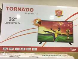 32 inch TORNADO Digital TV [Free Home Delivery]
