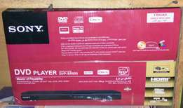 Sony DVD player. Free delivery within CBD
