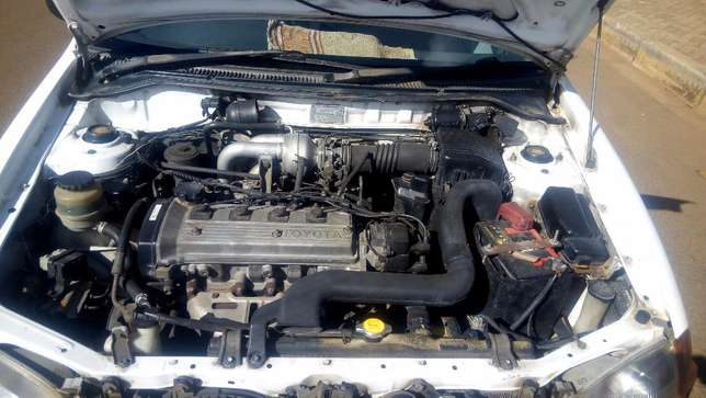 Toyota Starlet,Manual,Very Clean Thika - image 5