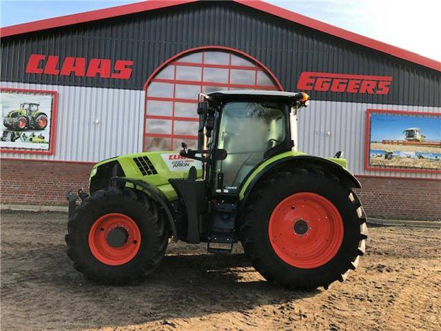 Claas ARION 660 CMATIC CIS