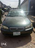 Very clean and neat Used Toyota Camry 2001 Droplite Firstbody