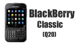 Brand new sealed blackberry classic