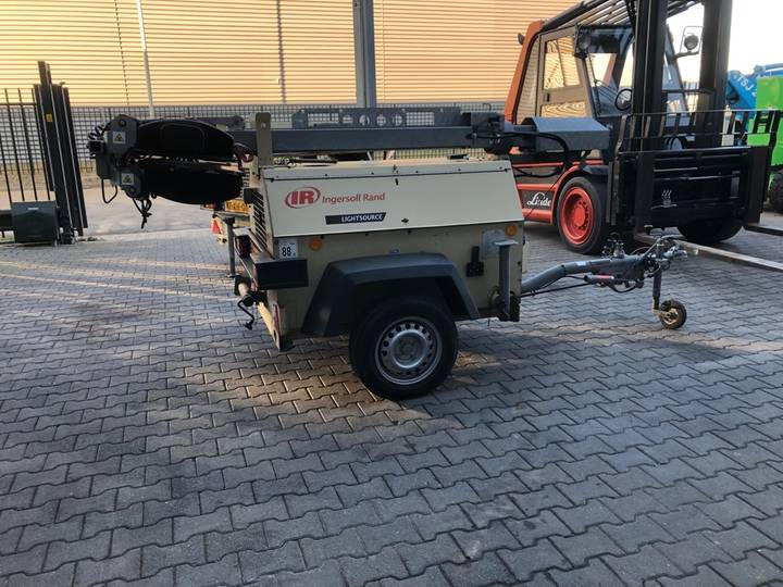 Ingersoll Rand LT 6 K Tower Light - 2008