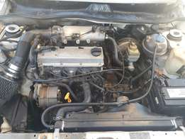 Golf 2008 Model 2L engine