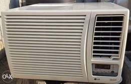 Used LG Window unit A/C for sale