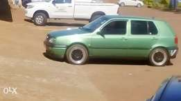 I'm selling my car golf 3 1.8 carburettor, everything is fine