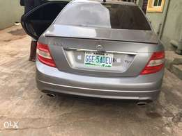 2months Registered Super clean 2008 Mercedes Benz c350 pop up screen