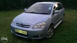 Well Maintained Toyota Corolla 2006 Model. 1.6l