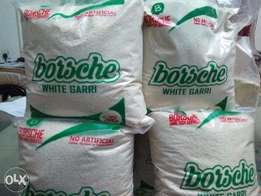 Quality White and Yellow Garri in kg