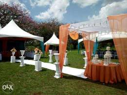Hosting events ,affordable and quality services .