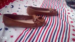 Atmosphere Flat Shoe Directly From UK. - Size 36