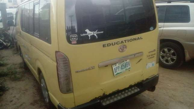 Toyota hummer bus Agege - image 2