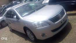 Toyota Premio fully loaded silver colour kcn