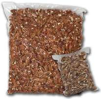 Fresh high quality pecan nuts available on order