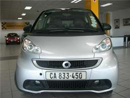 SMART Coupe Pulse MHD
