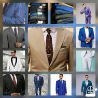 High quality up-to-date Male suits.