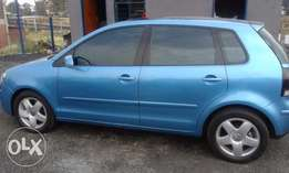 Vw Polo vivo 1.6 2007 for sale