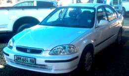 1998 Honda Luxline 1.5 sedan  Good condition.
