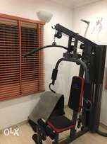 One station home gym