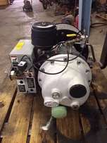 Fully operational 5 hp Single phase Air Compressor