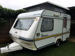 Sprite Sprint 1994 Caravan Good Condition