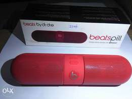 Beat Pill bluetooth speakers