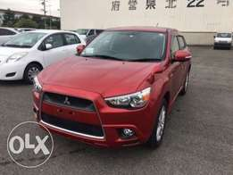 Wine red RVR, fully loaded mitsubishi, finance terms accepted