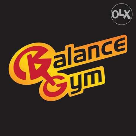 12 months balance gym all branches membership