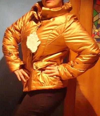 Новая куртка женская металик  450 грн. - Жіночий одяг Київ на Olx 0cf7c064205f5