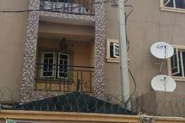 Luxury Executive 2bed Rooms Flat at Ajao Estate Isolo with Pop. Up
