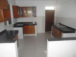 Three bedroom apartment to let in nyali 37,000/=Per month