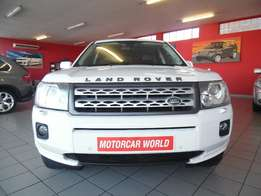 2011 Land Rover Freelander 11 2.2 SD4 SE auto