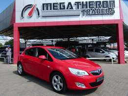 2011 Opel Astra 1.4 Turbo Enjoy 5Dr R149 900