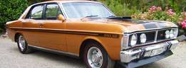 Ford Fairmont GT wanted