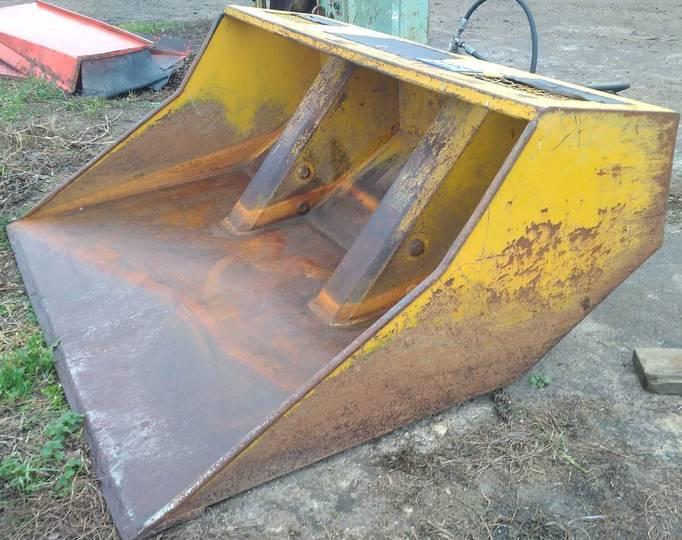 Kooi-Aap front loader bucket