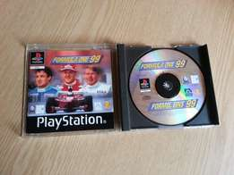 Ps1 Formula 99 (Pal) - R200 Cover used