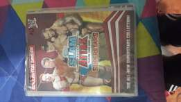 Topps slam and attax trading card game superstars