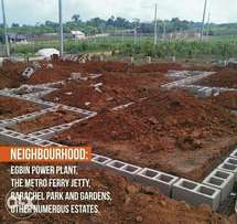 own a plot of land with 80k
