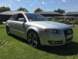 2007 Audi A4 2.0TDI for sale R 69 900