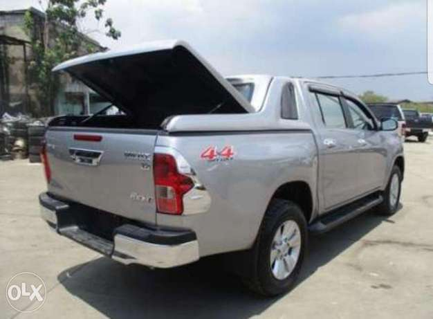 Toyota hilux double cab brand new car Mombasa Island - image 1