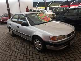 Toyota Corolla one owner